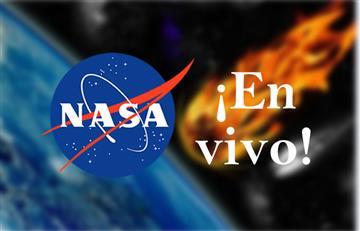 NASA: Transmisión en VIVO del 'Día Internacional del Asteroide'