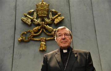 Tesorero del Vaticano, cardenal Pell, acusado de abusos sexuales