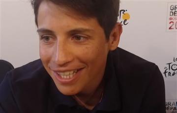 """Tour de Francia: Chaves: """"Todo puede pasar, nada está dicho"""""""