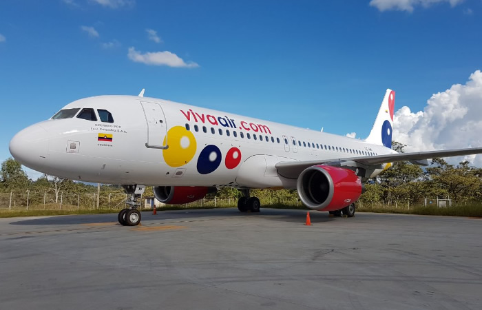Viva Colombia suspende vuelos a Cali y Barranquilla