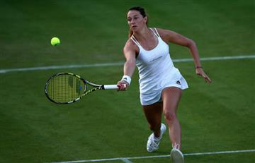 Wimbledon: Mariana Duque a punto de estar en el cuadro principal.