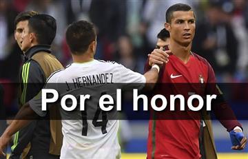 Copa Confederaciones: Portugal y México por el tercer puesto