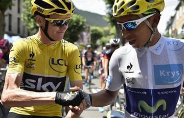 Tour de Francia: Para los grandes favoritos, Nairo no es candidato