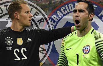 Copa Confederaciones: Alemania Vs. Chile Transmisión EN VIVO