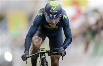 Tour de Francia: Nairo pierde a Valverde y la primera etapa se la lleva Thomas