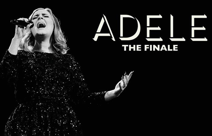 Adele canceló los conciertos en casa. Foto: Twitter