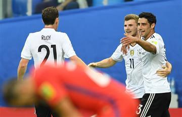 Copa Confederaciones: Alemania campeón y Chile batalló hasta el final