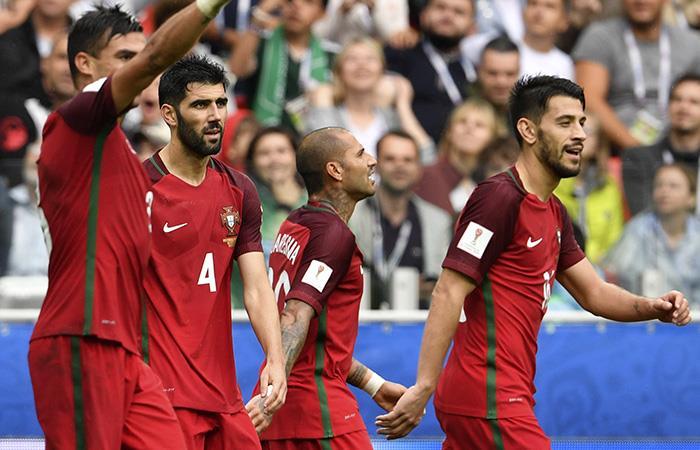 Copa Confederaciones: Portugal se quedó con el tercer lugar