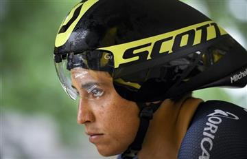 Tour de Francia: Esteban Chaves recibe malas noticias
