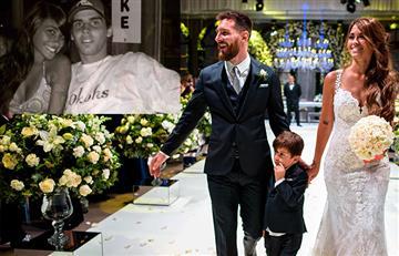 Ex novio de Antonela habló luego de la boda con Messi