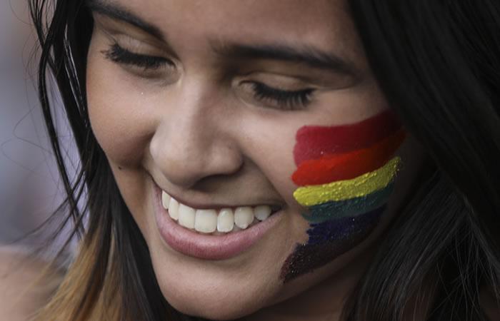 Imágenes: Marcha por la igualdad de la comunidad LGTB