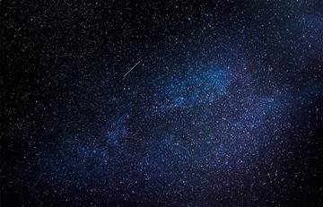 Lluvia de estrellas Perseidas en el 2017