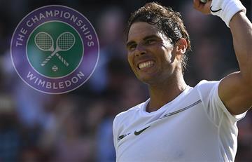 Nadal y Murray a segunda ronda de Wimbledon