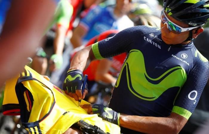 Tour de Francia: Nairo dedica estas palabras a la afición colombiana