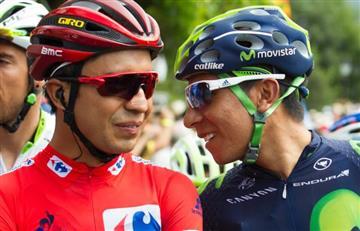 Tour de Francia: Nairo Quintana da un salto tremendo en el general