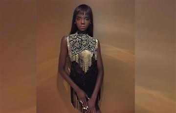 "Instagram: Duckie Thot, la ""Barbie negra"" que conquista las redes"