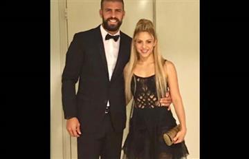 Shakira y Piqué se roban la atención con su baile en la boda de Messi