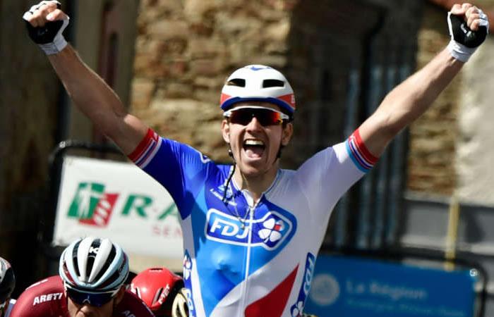 Tour de Francia: Démare gana en un 'infartante' final