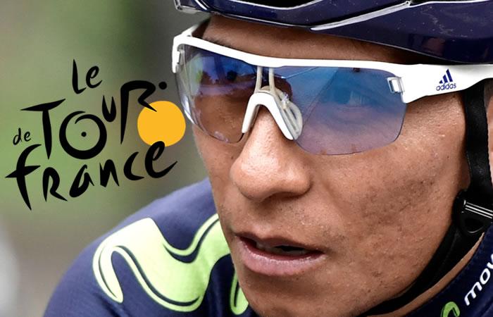 Tour de Francia: Nairo Quintana, el mejor colombiano en la Etapa 4