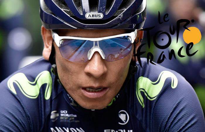 Nairo Quintana. Foto: AFP