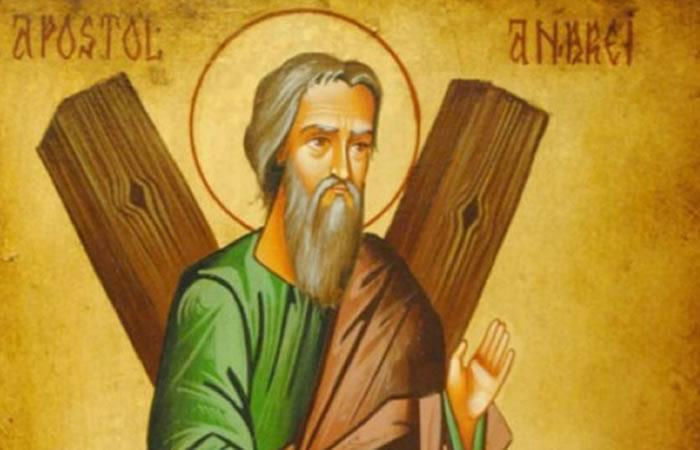 Oración a San Andrés para la solución de problemas económicos