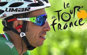 Tour de Francia: Fabio Aru se consagró en la primera montaña