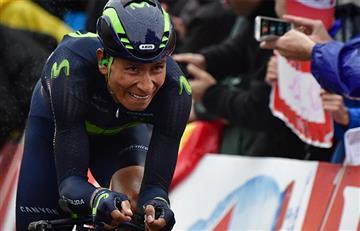 """Tour de Francia: Nairo Quintana afirma """"no fue el mejor día para mi"""""""