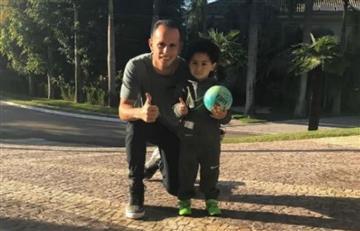 Alejandro 'El Lobito' Guerra: Su hijo por poco muere ahogado