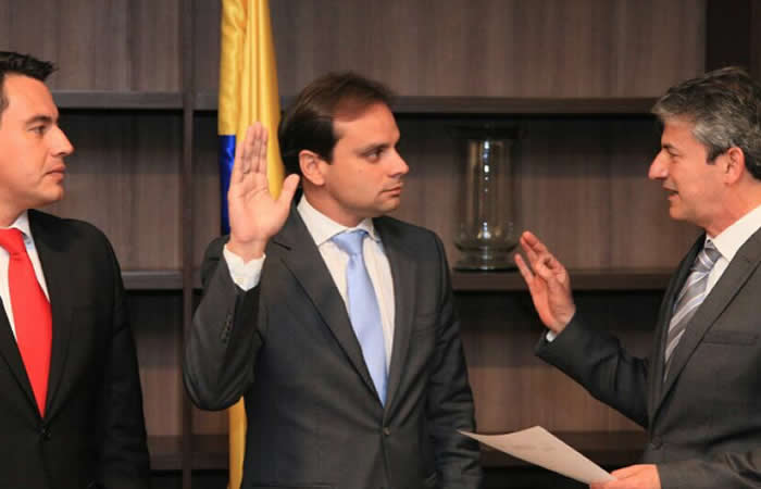 Alfredo Varela, ganador de 'El Desafío', nuevo director de Cormagdalena