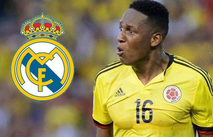 ¿Real Madrid fichará a Yerry Mina?
