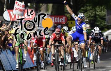 Tour de Francia: Clasificación general y etapa 6