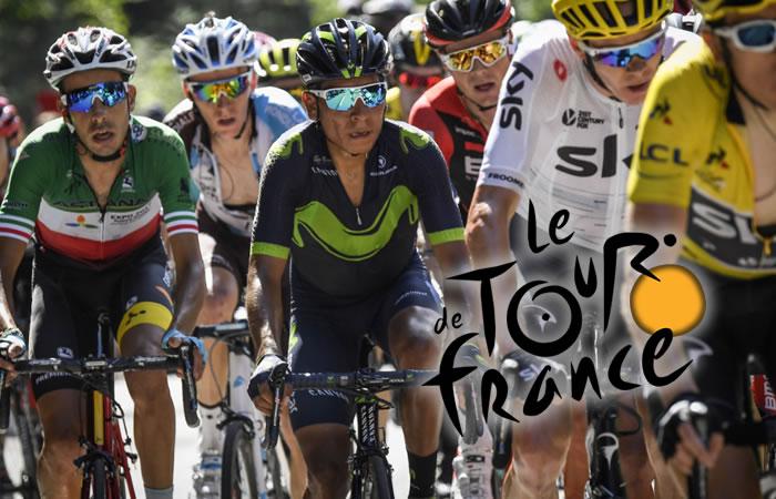 Tour de Francia: ¿Dónde ver la etapa 7?