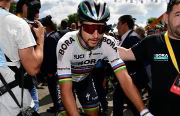 Tour de Francia: El TAS rechaza la solicitud de Sagan de ser readmitido
