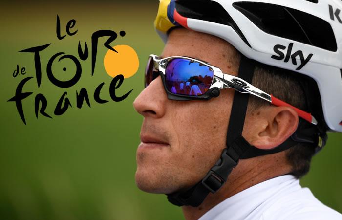 Tour de Francia: Henao, el colombiano a servicio de Froome