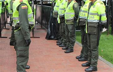 En Bogotá capturan a 14 policías por corrupción