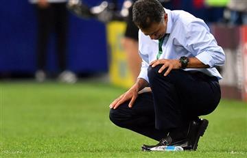 Juan Carlos Osorio suspendido por la FIFA