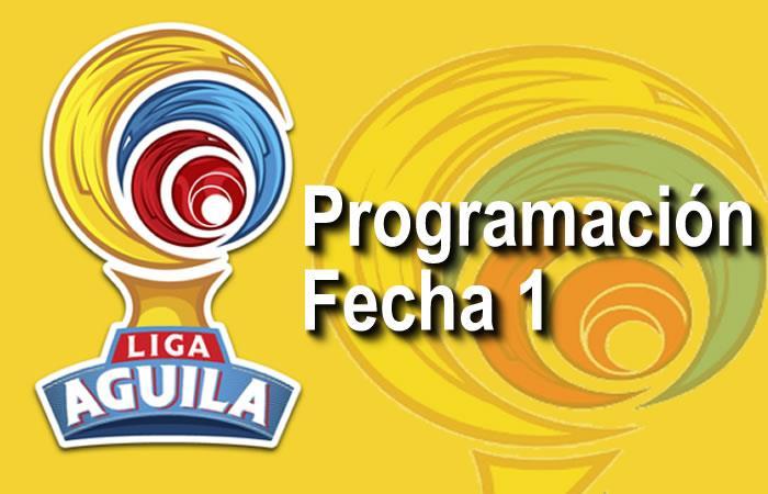 Liga Águila 2017-ll: Calendario, hora y transmisión EN VIVO de la fecha 1