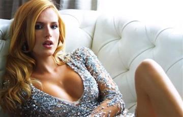 Instagram: Bella Thorne causa furor con su desnudo