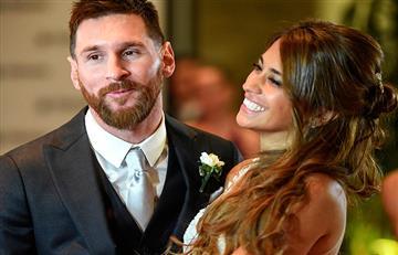 Messi: esto fue lo que hizo con las sobras de comida de su boda
