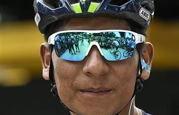 """Tour de Francia: Nairo Quintana, """"Mañana será un día difícil"""""""