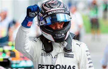 Valtteri Bottas logra la 'pole' en el Gran Premio de Austria