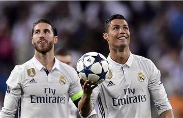 Cristiano Ronaldo ¿se va o se queda?, Sergio Ramos aclara el rumor