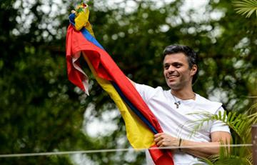 """Leopoldo López está """"muy quebrantado"""" de salud, dice su padre"""