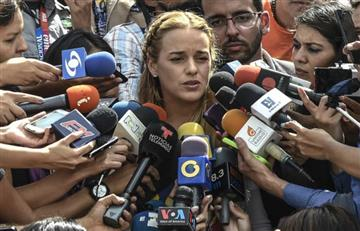 Lilian Tintori: Libertad de Leopoldo López no fue negociada