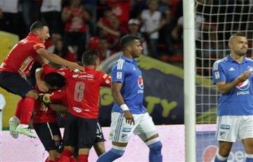Medellín y Millonarios debutaron con empate en la Liga Colombiana