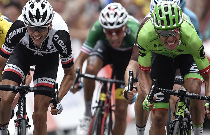 Tour de Francia: Reviva el momento en el que Rigobero Urán gana la etapa 9