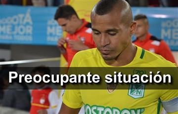 Atlético Nacional: Preocupante estado de salud de Macnelly y Mosquera