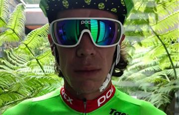 Rigoberto Urán: ¿No sabe qué es 'nea'?, así lo explica el ciclista