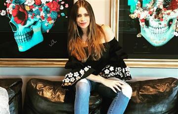 Sofía Vergara se pone a la moda con un nuevo look