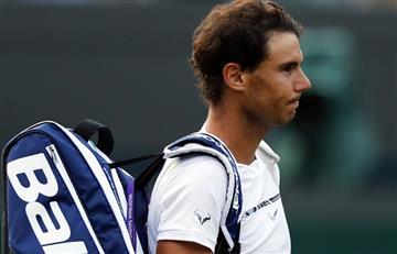 Wimbledon: Rafael Nadal se despide tras perder con Muller